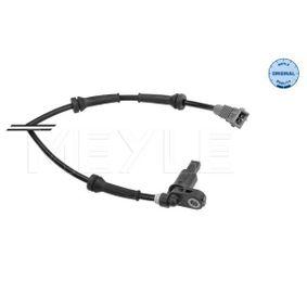 Sensor, wheel speed 11-14 899 0013 206 Hatchback (2A/C) 2.0 RC MY 2004