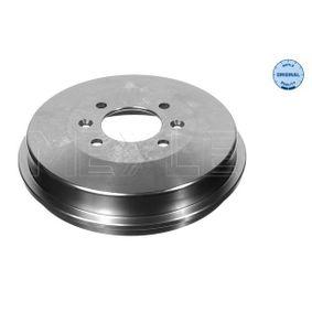 Bremstrommel Br.Tr.Durchmesser außen: 274mm mit OEM-Nummer 4247 24