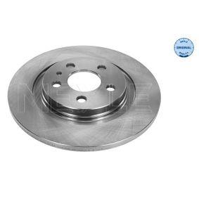 Bremsscheibe Bremsscheibendicke: 12mm, Lochanzahl: 5, Ø: 272mm mit OEM-Nummer 4246 P4