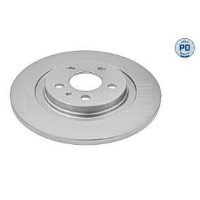 Bremsscheibe Bremsscheibendicke: 12mm, Lochanzahl: 5, Ø: 272mm mit OEM-Nummer 4246P4