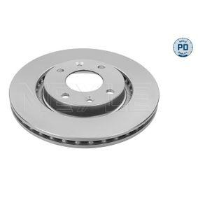 Bremsscheibe Bremsscheibendicke: 22mm, Lochanzahl: 4, Ø: 266mm mit OEM-Nummer 4249.G1