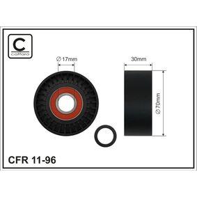 Spannrolle, Keilrippenriemen Breite: 30mm mit OEM-Nummer 7563927