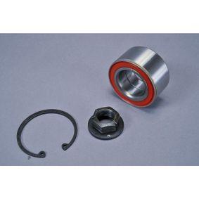 Wheel Bearing Kit Ø: 72mm, Inner Diameter: 39mm with OEM Number 1112547