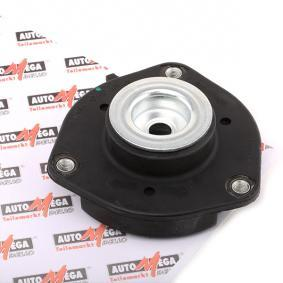 Top Strut Mounting with OEM Number 1K0-412-331-B