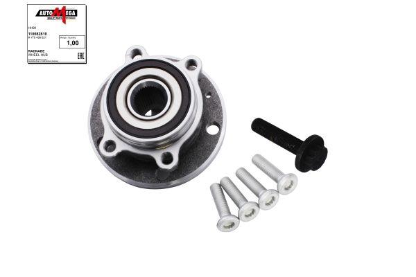 Radlager 110082810 AUTOMEGA 110082810 in Original Qualität