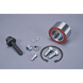 Radlagersatz Ø: 80mm, Innendurchmesser: 45mm mit OEM-Nummer 7D0 498 625