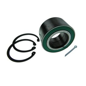 Radlagersatz Ø: 74mm, Innendurchmesser: 39mm mit OEM-Nummer 90 425 658