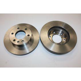 Bremsscheibe Bremsscheibendicke: 28mm, Ø: 299,6mm mit OEM-Nummer 2E0615301
