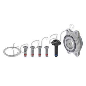 Wheel Bearing Kit Ø: 92mm with OEM Number 4F0598625B