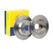 OEM Спирачен диск BAR10228 от Barum