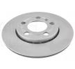 OEM Спирачен диск BAR18137 от Barum