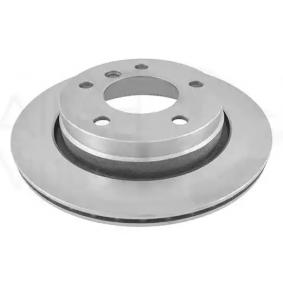 Bremsscheibe Bremsscheibendicke: 19,0mm, Lochanzahl: 5, Ø: 276,0mm mit OEM-Nummer 34211162315