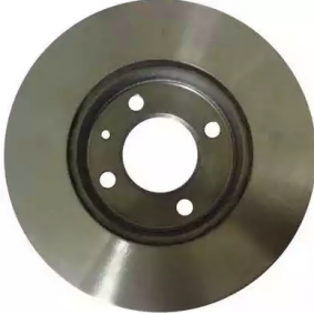Bremsscheibe Bremsscheibendicke: 20,0mm, Lochanzahl: 4, Ø: 256,0mm mit OEM-Nummer 6N0.615.301D