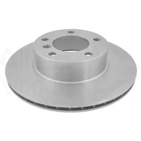 Bremsscheibe Bremsscheibendicke: 22,0mm, Lochanzahl: 5, Ø: 295,8mm mit OEM-Nummer 3411 1164 839