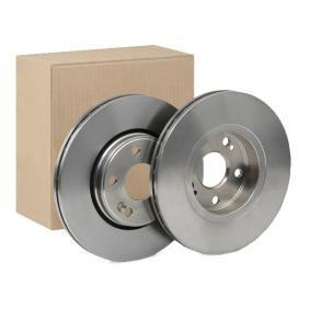 Bremsscheibe BAR24171 Scénic 1 (JA0/1_, FA0_) 1.9 dCi RX4 Bj 2001