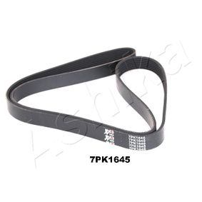 V-Ribbed Belts 112-7PK1645 CIVIC 8 Hatchback (FN, FK) 2.2 CTDi (FK3) MY 2012