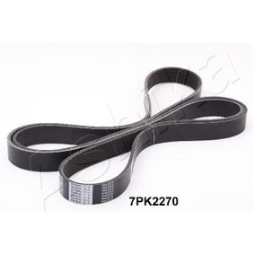V-Ribbed Belts Length: 2270mm, Number of ribs: 7 with OEM Number 25212 4A100
