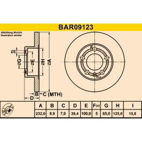 Beliebte BAR09123 Barum