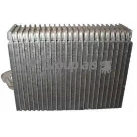 Verdampfer VW PASSAT Variant (3B6) 1.9 TDI 130 PS ab 11.2000 JP GROUP Verdampfer, Klimaanlage (1127300200) für
