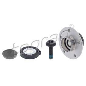 Wheel Bearing Kit Ø: 142mm with OEM Number 8K0 598 611
