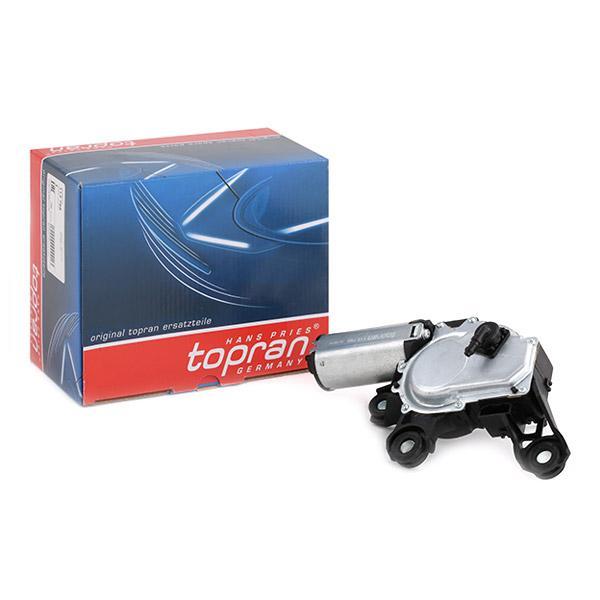 Scheibenwischermotor TOPRAN 113768 Erfahrung