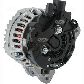 Generator mit OEM-Nummer 9646 321 780