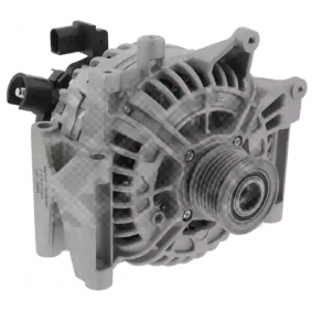 Generator Rippenanzahl: 6 mit OEM-Nummer A014 154 07 02