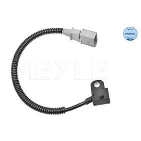 Sensor, posición arbol de levas Número de polos: 3polos, Long. cable: 445mm con OEM número 03G957147B