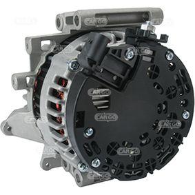 Generator mit OEM-Nummer 013 154 9002