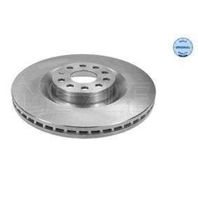 2010 Passat B6 Variant 3.6 FSI 4motion Brake Disc 115 521 1010