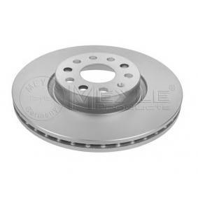 Bremsscheibe Bremsscheibendicke: 25mm, Lochanzahl: 5, Ø: 312mm mit OEM-Nummer 561615301A