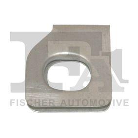 Golf 5 1.4TSI Klemmstück, Abgasanlage FA1 115-913 (1.4 TSI Benzin 2008 CAXA)