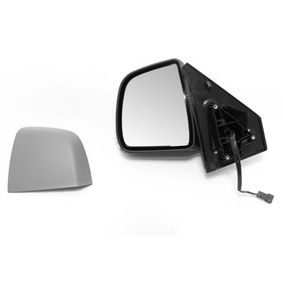 ABAKUS Side view mirror Left, Electrically Controlled, Convex, Heated, Primed