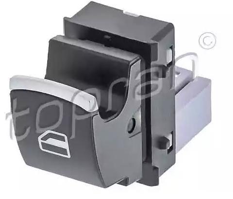 Interruptor Elevadores dos Vidros TOPRAN 116 033 1183770000018