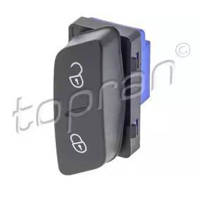 Ключ, блокиране на вратата 116 035 Golf 5 (1K1) 1.9 TDI Г.П. 2008