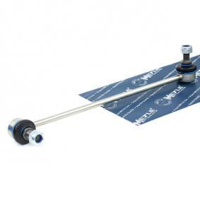 Brat / bieleta suspensie, stabilizator Lungime: 335mm cu OEM Numar 5QM 411 315