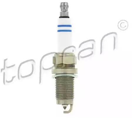 Zündkerzen 116 109 TOPRAN PZFR6R in Original Qualität
