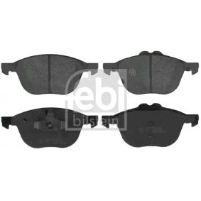 Bremsbelagsatz, Scheibenbremse Breite: 62,4mm, 67,0mm, Dicke/Stärke 1: 18mm mit OEM-Nummer CV612K021-BA