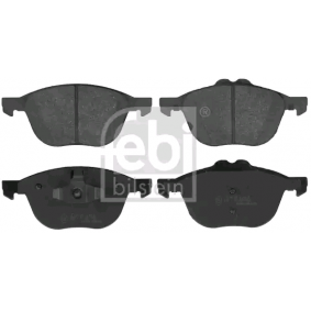 Bremsbelagsatz, Scheibenbremse Breite: 62,4mm, 67,0mm, Dicke/Stärke 1: 18mm mit OEM-Nummer 1 797 211