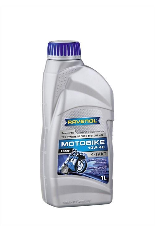 RAVENOL MOTOBIKE 4-T Ester 1172112-001-01-999 Motoröl