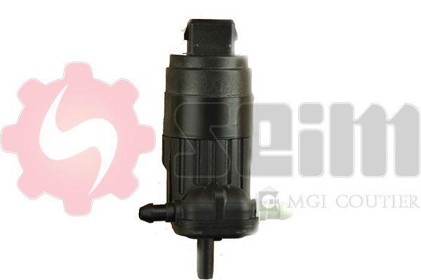SEIM  118001 Pompa acqua lavaggio, Pulizia cristalli Tensione: 12V