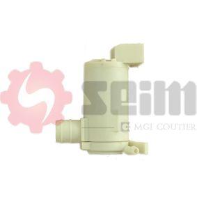 Nissan t31 2.0dCi 4x4 Waschwasserpumpe SEIM 118016 (2.0dCi 4x4 Diesel 2009 M9R)