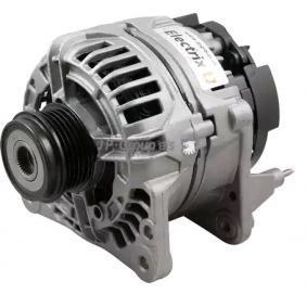 Lichtmaschine VW PASSAT Variant (3B6) 1.9 TDI 130 PS ab 11.2000 JP GROUP Generator (1190109000) für