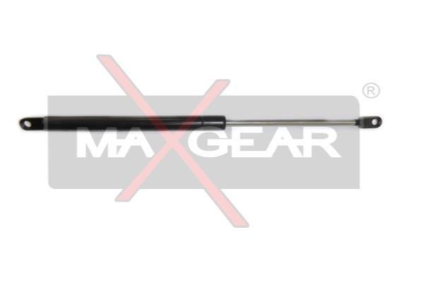 MAXGEAR  12-0074 Heckklappendämpfer / Gasfeder Länge: 364,5mm, Hub: 144,5mm, Länge: 364,5mm