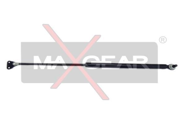 MAXGEAR  12-0255 Muelle neumático, maletero / compartimento de carga