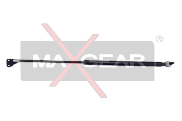 MAXGEAR  12-0256 Muelle neumático, maletero / compartimento de carga