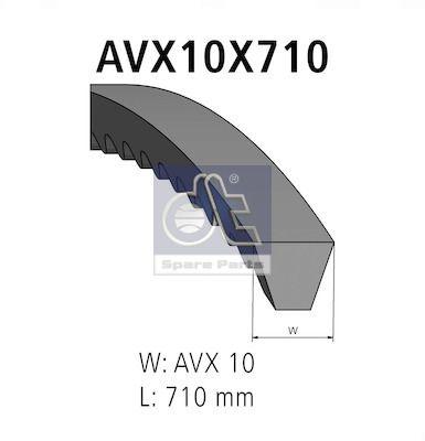 V-Belt DT 12.15425 rating