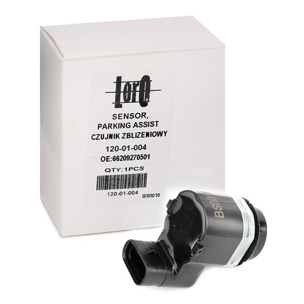 PDC Sensoren ABAKUS 120-01-004 Erfahrung