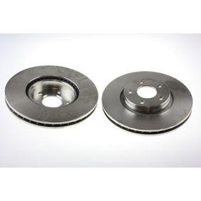 Bremsscheibe Bremsscheibendicke: 28mm, Ø: 300mm mit OEM-Nummer 7G91112-5EA
