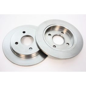Brake Disc Brake Disc Thickness: 11mm, Ø: 253mm with OEM Number 95GB 2A315 B1C
